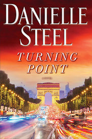 book cover danielle steel turning point