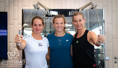 2019 Upper Austria Ladies Linz, Tennis, Linz, Austria, Oct 7