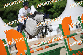 LAM Patrick (HKG) and LOLA 20  during LAKE ARENA - Equestrian Summer Circuit 1 - 2019, CSI2* - Good Bye Competition - 140cm, ...