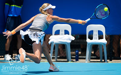 2020 Brisbane International, Tennis, Brisbane, Australia, Jan 4
