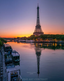 tour_eiffel_sunrise_reflection_seine_peniche_orange_72