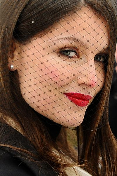 Laetitia Casta, Spring/Summer (2013) Haute-Couture Fashion Show