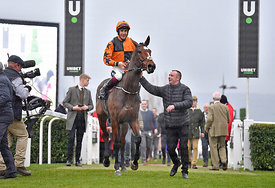 1:50  The Racing Post #RESPONSIBLEGAMBLING Arkle Trophy Trial Novices' Steeple Chase (Grade 2)