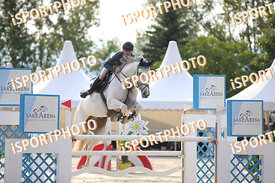 ZAK Michal (SVK) and FLASHDANCER during LAKE ARENA Equestrian Summer Circuit II, CSI2* - Good Bye Competition - 140 cm, 2019....