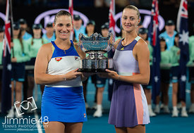 2020 Australian Open, Tennis, Melbourne, Australia, Jan 31