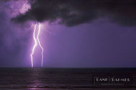 Thunderstorm  - Australia, Australia, Northern Territories, Darwin, Nightcliff - digital