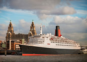 QE2 final voyage, Liverpool