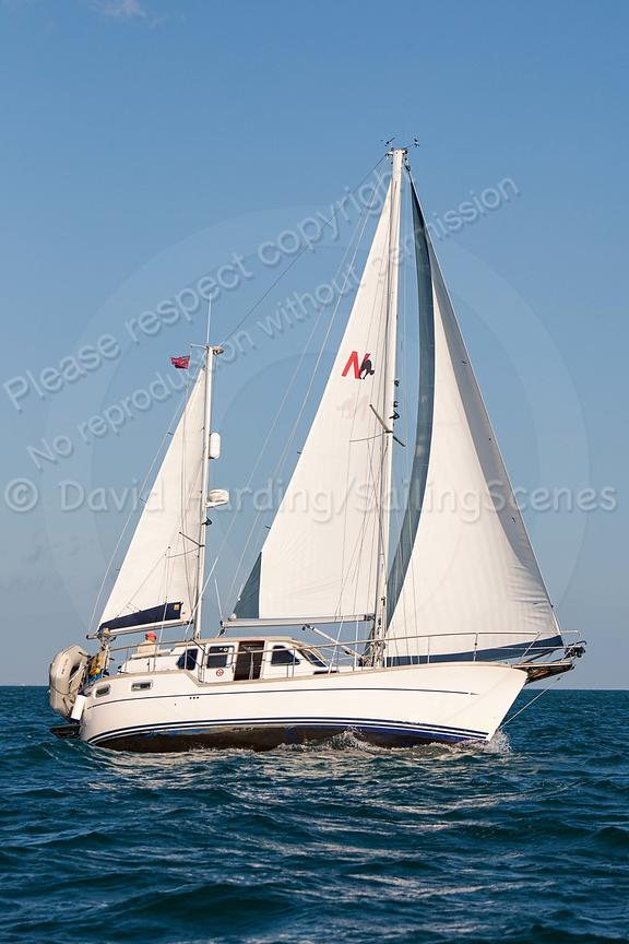 Fairwinds, Nauticat 331