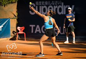 2020 Palermo Ladies Open Qualifications Day 2