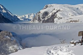 FRANCE - HAUTES ALPES - VILLAR D ARENE - IMAGES OF ILLUSTRATION OF MOUNTAIN ACTIVITIES AND LANDSCAPES - IMAGES D ILLUSTRATION...
