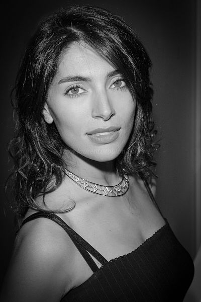 Caterina Murino, Diamant du Coeur Launch Party, Eiffel Tower - Paris (2006)