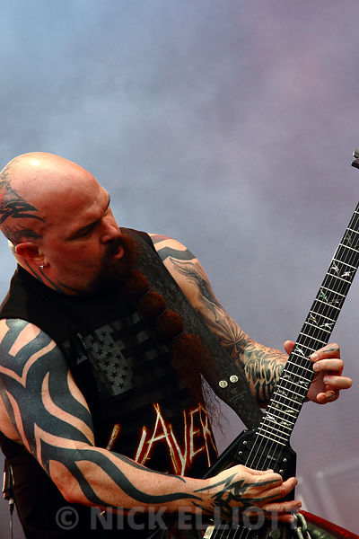 Kerry King / Slayer / Live