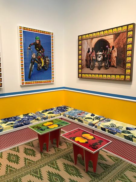 Hassan Hajjaj @ Paris Photo 2019