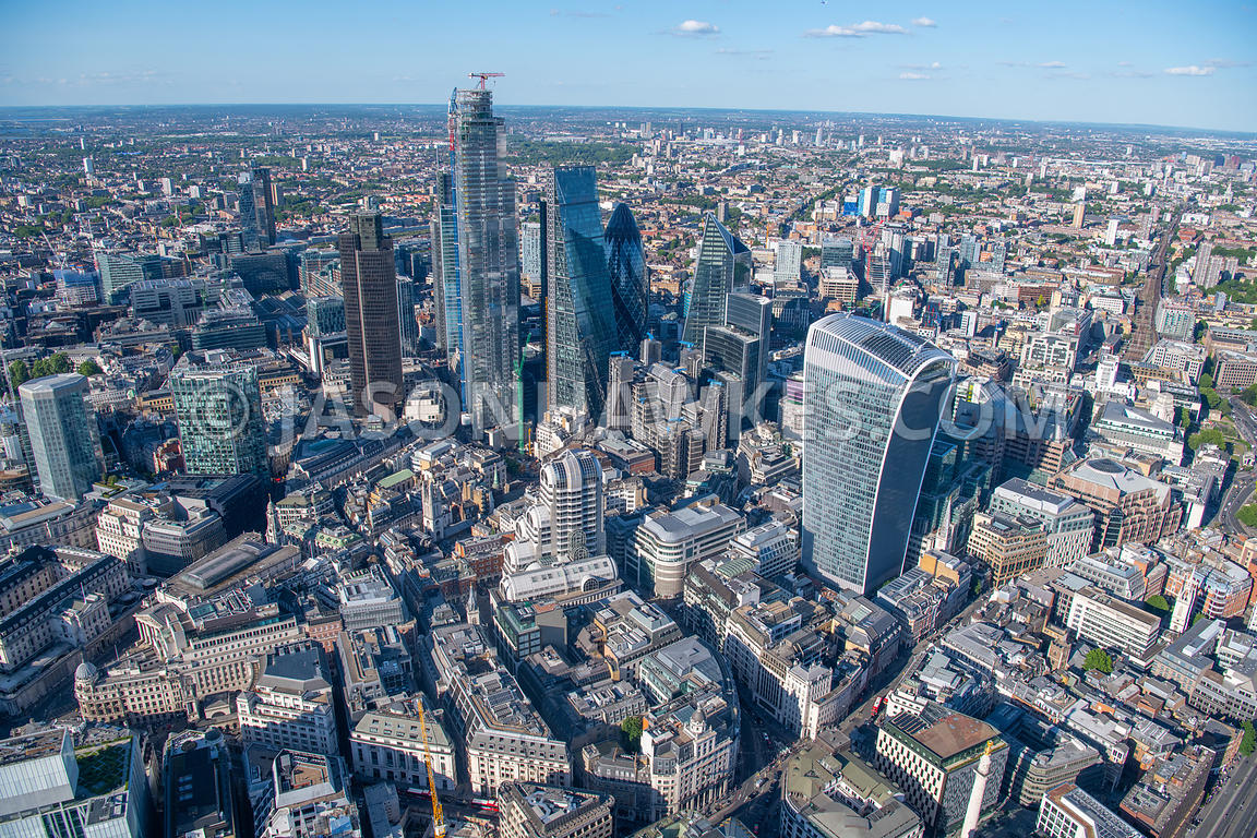 City of London, 20 Fenchurch St, London