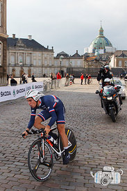 The UCI ITT Men Under 23 World Cycling Championships