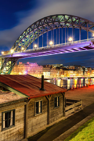 On the Banks of the Tyne