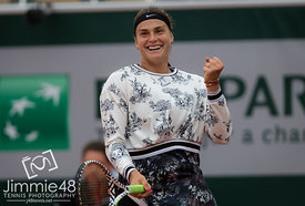 Roland Garros 2019, Tennis, Paris, France - Jun 7