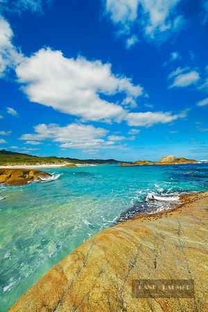 Ocean coast near Greens Pool - Australia, Australia, Western Australia, Southwest, William Bay National Park, Greens Pool Are...