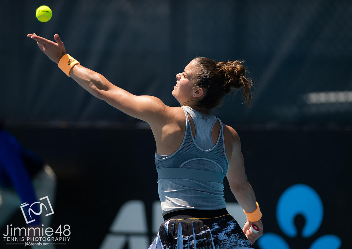 2020 Adelaide International, Tennis, Adelaide, Australia, Jan 14