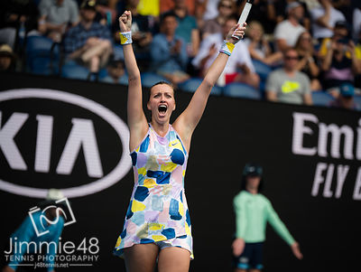 2020 Australian Open, Tennis, Melbourne, Australia, Jan 26