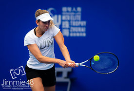 2019 WTA Elite Trophy, Tennis, Zhuhai, China, Oct 23