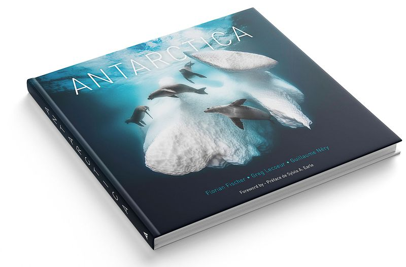 ANTARCTICA: Underwater Journey in a Frozen World