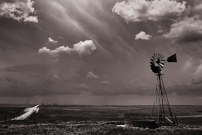 Water pump | Obelin NW Kansas | 2014