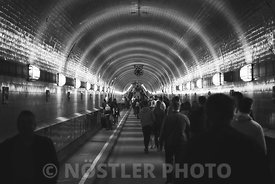 The old Elbe tunnel