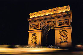 Arc de Triomphe Paris 01/00
