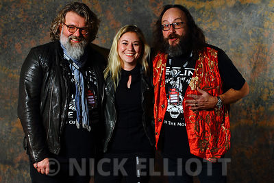 The Hairy Bikers and Joanne Shaw Taylor