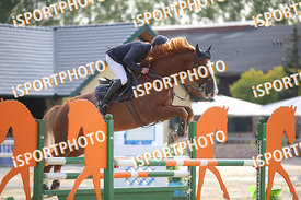 SCHLEMMER Siegfried (AUT) and JACKOB 3 during LAKE ARENA Equestrian Summer Circuit II, CSI2* - Good Bye Competition - 140 cm,...