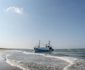 Fishing boats, Thorup Strand 32