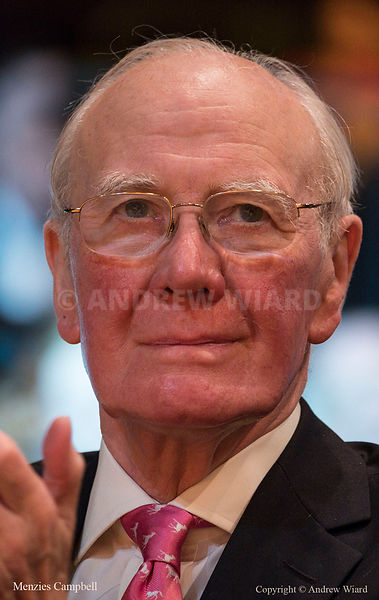 England, UK . 19.9.2017. Bournemouth . Liberal Democrats Conference. Menzies Campbell.