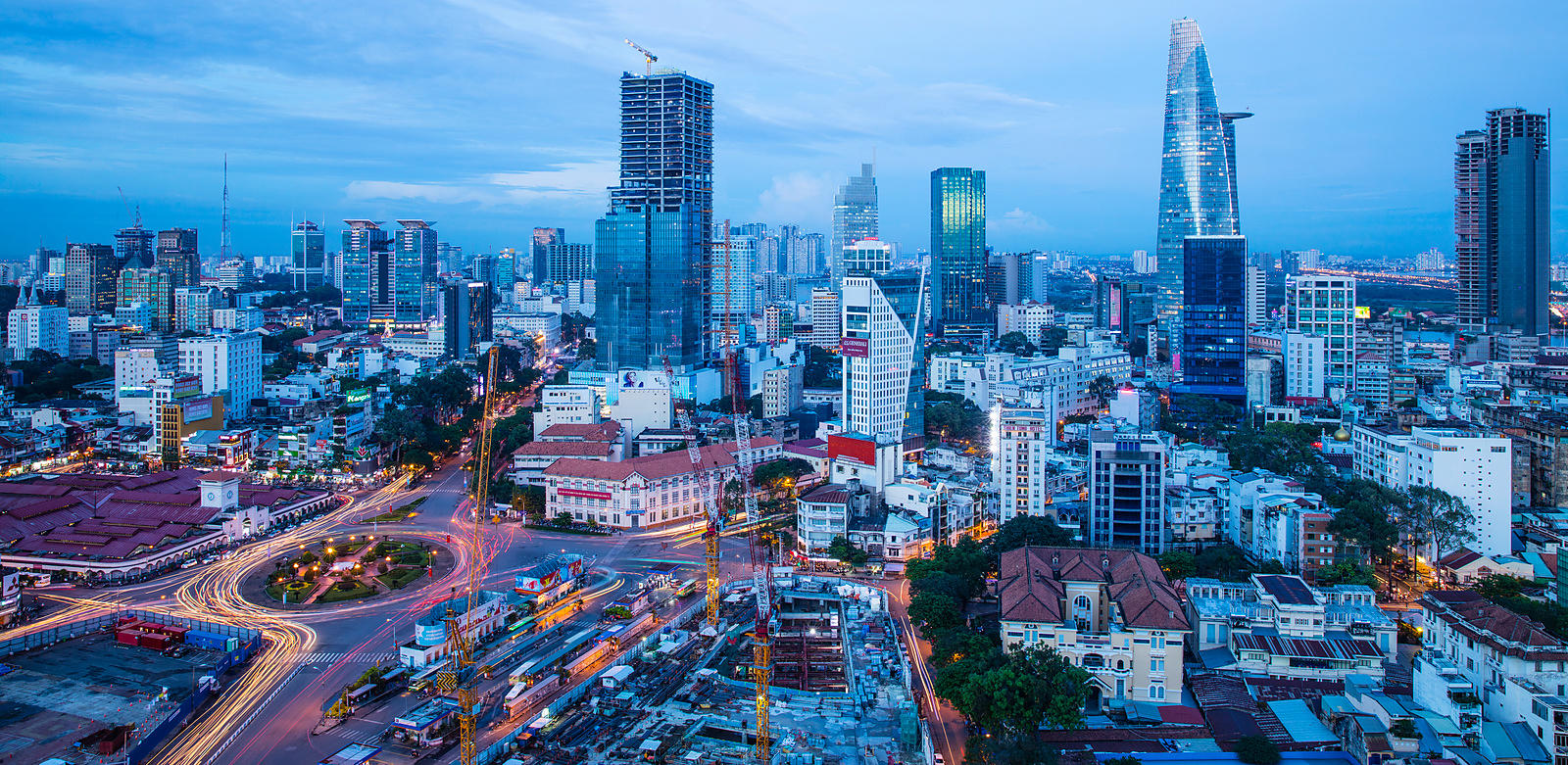 Saigon  No.2  2016.  Photographer: Neil Emmerson £975
