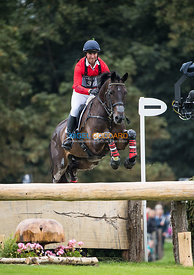 David Doel (GBR) & Shannondale Quest