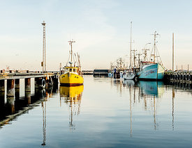Hanstholm Harbor, Denmark 12