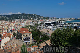 Europe,France,PACA,Provence,Cannes, bord de mer