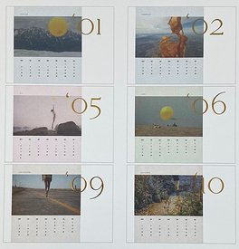 Yellow Wise Calendar 2021