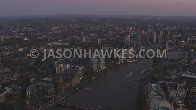 London aerial footage, London helicopter aerial filming, London,
