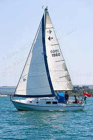 Blue Reef, CR 1960, Westerly Centaur, 20200530125