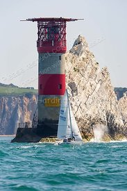 Ziggy, GBR4069T, Jeanneau Fun 23, Round The Island Race 2019, 20190629121