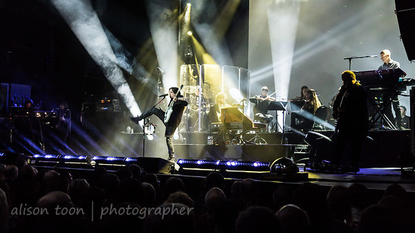 Marillion with Friends from the Orchestra, Southend Cliffs Pavilion