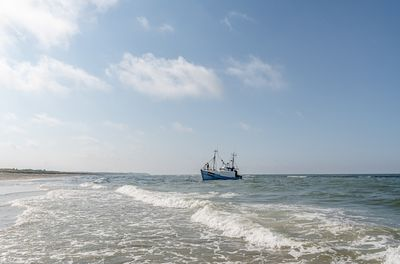 Fishing boats, Thorup Strand 27