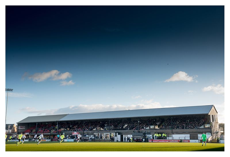 Somerset Park, Ayr United FC
