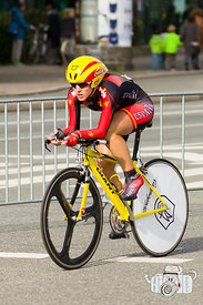 The UCI ITT Women Junior World Cycling Championships