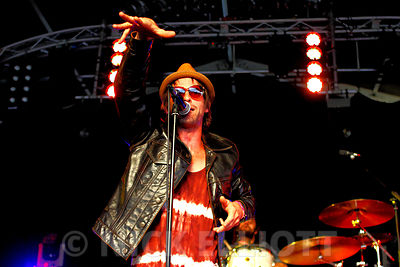 Temperance Movement Cambridge Rock Festival July 2013
