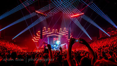 Muse, Simulation Theory World Tour, London