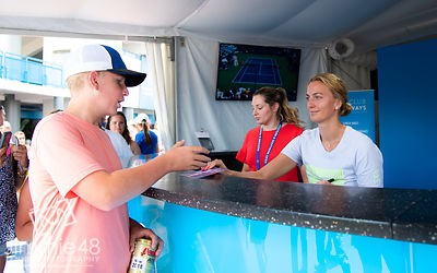 Western & Southern Open 2019, Tennis, Cincinnati, United States, Aug 11