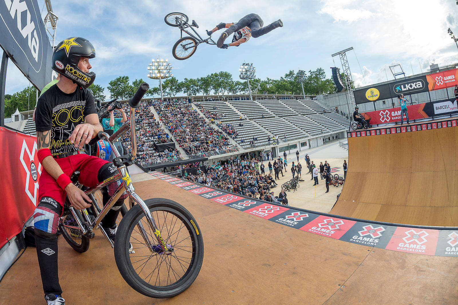 X Games Barcelona 2013 - May 17, 2013