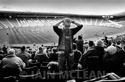 Albion Rovers..Hampden Stadium, Glasgow..23.4.11.Queens Park 2-1 Albion Rovers..Picture Copyright:.Iain McLean,.79 Earlspark ...